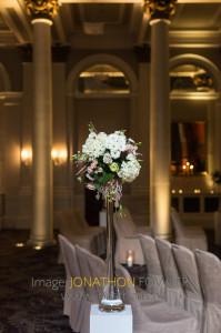 Edinburgh George Hotel Wedding Photos - Claire and Craig-1006