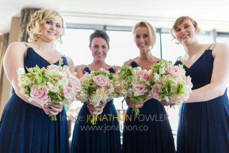 Edinburgh George Hotel Wedding Photos - Claire and Craig-1117