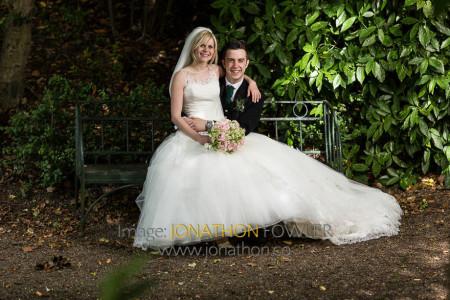 Edinburgh George Hotel Wedding Photos - Claire and Craig-1261