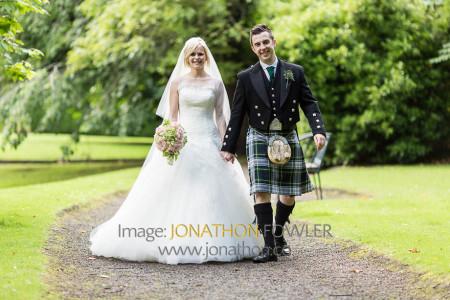 Edinburgh George Hotel Wedding Photos - Claire and Craig-1267