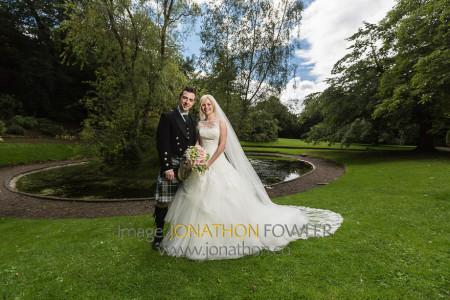 Edinburgh George Hotel Wedding Photos - Claire and Craig-1272