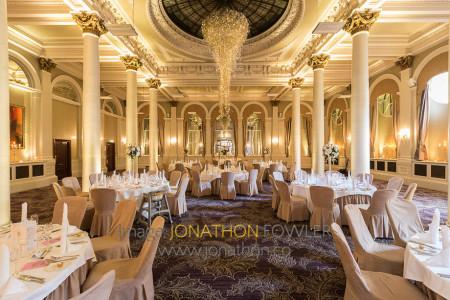 Edinburgh George Hotel Wedding Photos - Claire and Craig-1288
